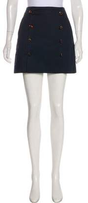 DSQUARED2 A-Line Mini Skirt