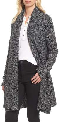 Caslon Shawl Collar Cardigan