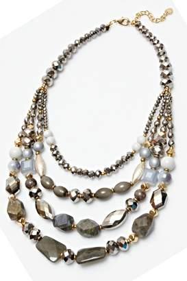 Nakamol CHICAGO Semiprecious Strands Necklace