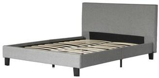US Pride Furniture US Pride Platform Bed With Headboard - Full