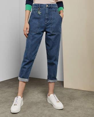 Ted Baker ACARI High waisted jeans