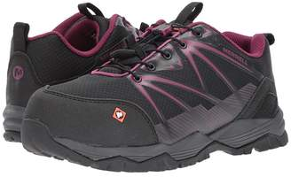 Merrell Work Fullbench CT Women's Lace up casual Shoes