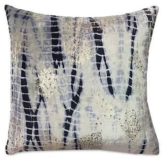 Callisto Home Metallic & Tie Dye Pillow