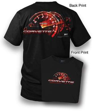 Redline Wicked Metal Corvette shirt C5 Corvette (3XL)