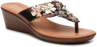Italian Shoemakers Gisselle Wedge Sandal - Women's