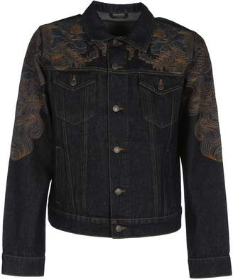 Dries Van Noten Jaket Denim