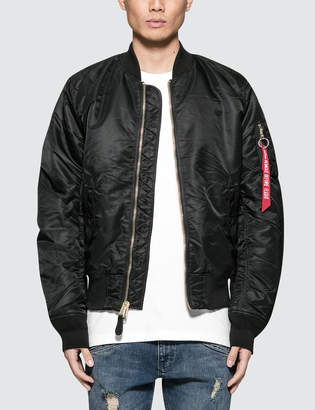 Alpha Industries MA-1 Slim-Fit Jacket