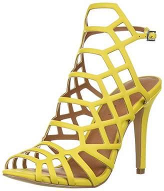 Madden-Girl Women's DIRECTT Heeled Sandal