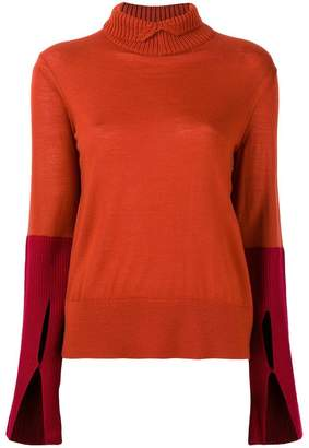 Schumacher Dorothee roll neck sweater