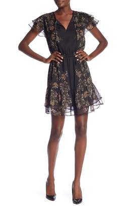 Tart Ella Ruffle Trim Dress