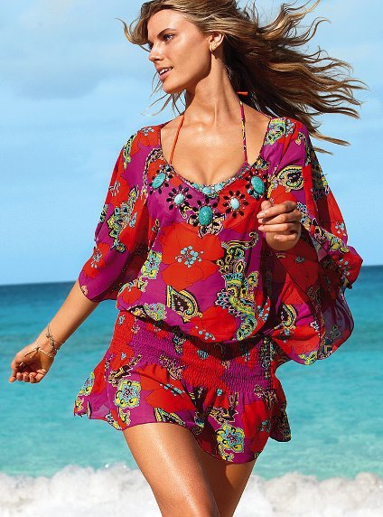 Beach Sexy® Paisley Cover-up