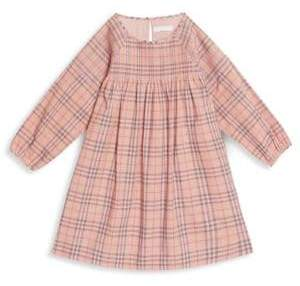 Burberry Little Girl's& Girl's Tartan Dress