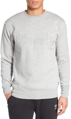 Barney Cools Cools Crew Pullover Sweater $89 thestylecure.com