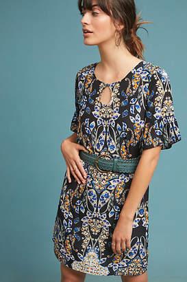 Kachel Padua Silk Tunic Dress