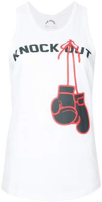 The Upside Knock Out scoop tank