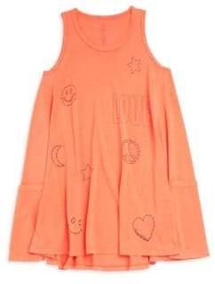 Lauren Moshi Little Girl's& Girl's Elsa Tank Dress
