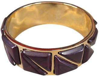 Etro Gold Metal Bracelet