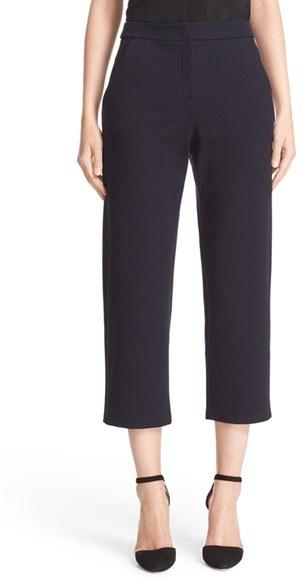 Women's Armani Collezioni Milano Jersey Pants