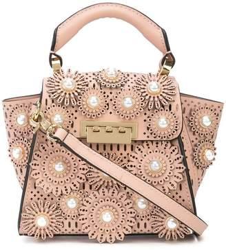 Zac Posen Eartha pearl-embellished mini bag