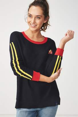 Afl Knitted Pullover