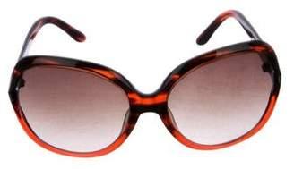 Miu Miu Gradient Oversize Sunglasses