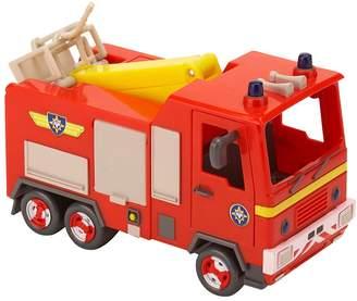 Fireman Sam Jupiter Vehicle