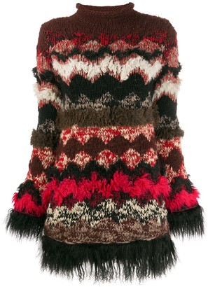 Jean Paul Gaultier Pre-Owned 2000 knitted jumper