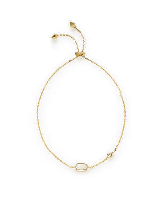 Kendra Scott Benson Adjustable Bracelet in Rainbow Moonstone