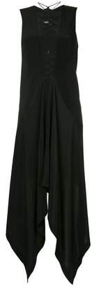 Kitx criss cross front detail dress