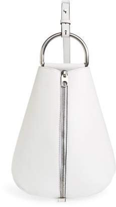 Proenza Schouler Vertical Zip Leather Backpack