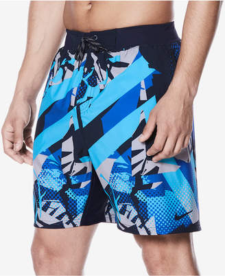 "Nike Men's Breaker Printed 18"" Board Shorts"