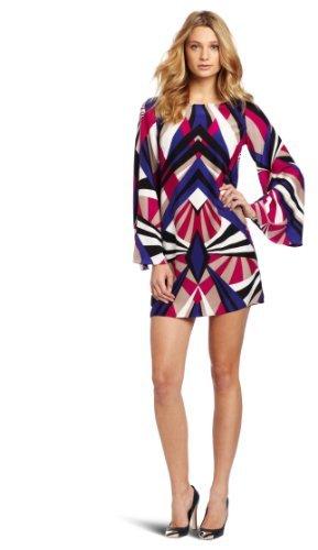 Alice & Trixie Women's Veronica Bell Sleeve Dress