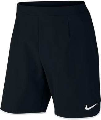 "Nike Men's Court Flex 9"" Tennis Shorts $60 thestylecure.com"