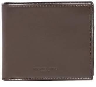 Michael Kors Odin Leather Billfold