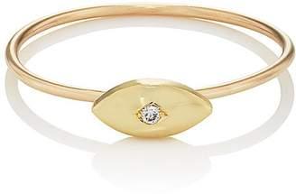 Jennifer Meyer Women's Mini Evil Eye Ring