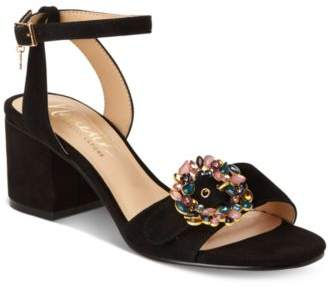 Nanette Lepore Nanette by Buckle Dress Sandals, Created for Macy's