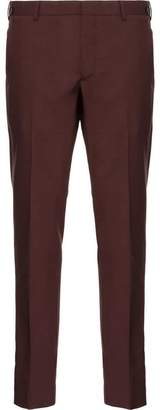Prada Wool and mohair trousers