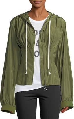 FENTY PUMA by Rihanna Wind-Resistant Corset Jacket