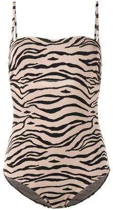 Prism bathsheba tiger one-piece swimsuit