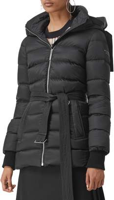 Burberry Limehouse Quilted Down Puffer Coat