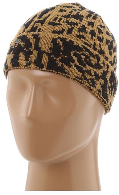 Obey Urban Jungle Beanie (Bone Brown) - Hats