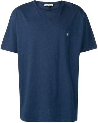 Vivienne Westwood boxy fit logo T-shirt