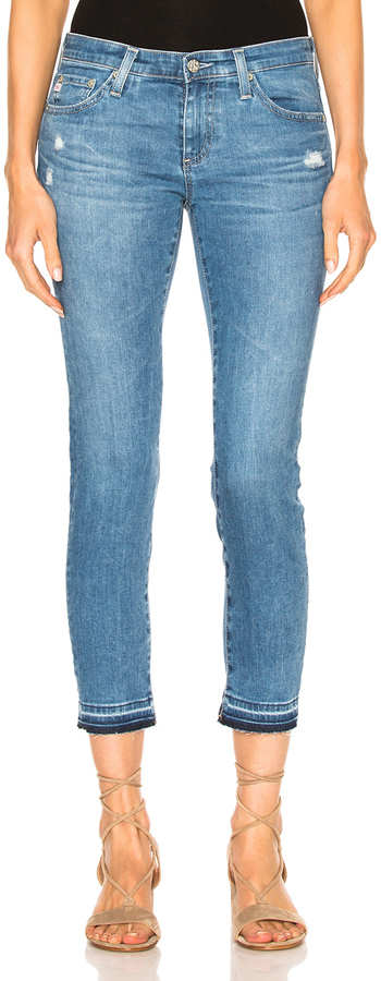 AG Jeans AG Adriano Goldschmied Stilt Crop