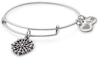 Alex and Ani Compass Expandable Wire Bangle