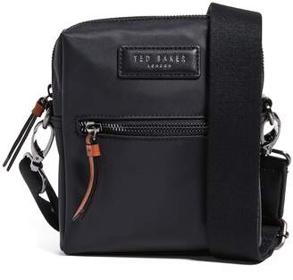 Ted Baker Nylon Mini Flight Bag