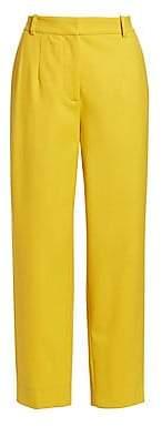 Oscar de la Renta Women's Cigarette Pants