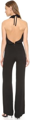 Diane von Furstenberg Blithe Jumpsuit $598 thestylecure.com