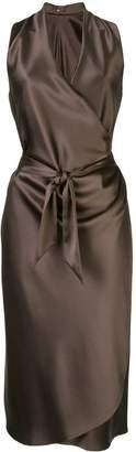 Peter Cohen tie-waist dress