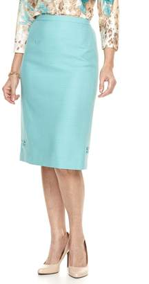 Alfred Dunner Women's Studio Skirt