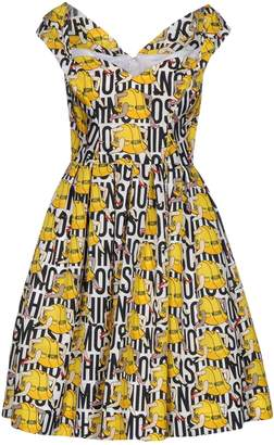 Moschino Short dresses - Item 34709826LN